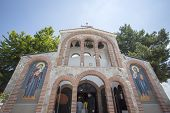 image of priest  - Asenovgrad Bulgaria  - JPG