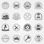 foto of car symbol  - Car service symbols and badges - JPG