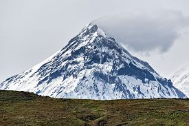 picture of magma  - Nature of Kamchatka  - JPG