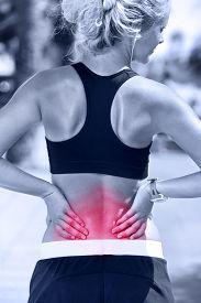 foto of herniated disc  - Back pain - JPG