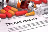 picture of syringe  - Thyroid Disease  - JPG
