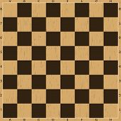 stock photo of battle  - Chess board - JPG