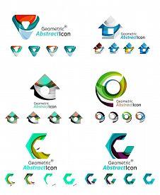 pic of emblem  - Universal abstract geometric shapes  - JPG
