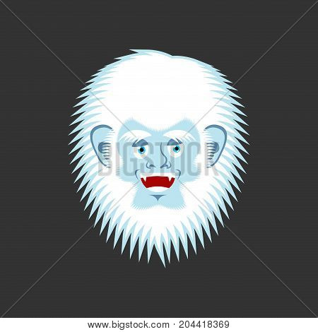 Yeti Cheerful Emoji Bigfoot Happy