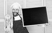 How To Cook Cabbage. Chief Cook Teaching Master Class In Cooking School. Master Cook Giving Cooking  poster