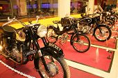 old motorcycles Show