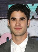 LOS ANGELES - JUL 23:  Darren Criss arriving to FOX All-Star Party 2012  on July 23, 2012 in West Ho