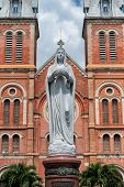 Virgin Mary, Saigon