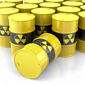 foto of radium  - Nuclear Barrels - JPG