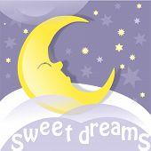 picture of sweet dreams  - Moon - JPG