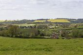 pic of hamlet  - An image of the tiny hamlet of Loddington in Leicestershire England - JPG