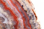 picture of agate  - color agate mineral a snice natural background - JPG