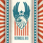 image of eagles  - Memorial Day - JPG