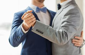 picture of gay wedding  - people - JPG