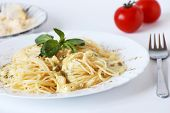 Spaghetti Chicken, Cheese poster
