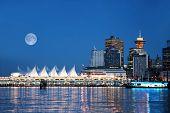 Постер, плакат: Канада место Ванкувер Британская Колумбия Канада