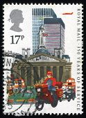 United Kingdom Postage Stamp - circa 1983