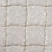 pic of paving stone  - Stone tile floor paving fragment as an abstract background composition - JPG
