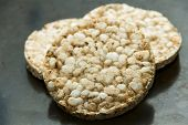 image of decomposition  - rice cakes  - JPG