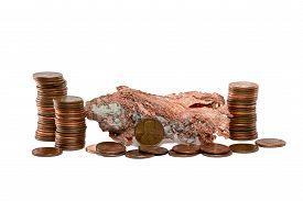 foto of raw materials  - Making money - JPG