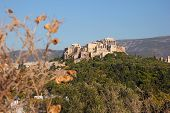 picture of akropolis  - View on Acropolis - JPG