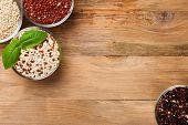 image of quinoa  - White - JPG
