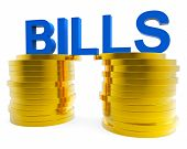 pic of prosperity  - Increase Bills Indicating Finances Financial And Prosperity - JPG