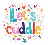 picture of cuddle  - Let - JPG