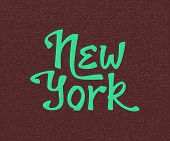 picture of letter t  - New York lettering t - JPG