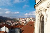 ������, ������: Prague St Nicholas Church