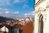 Постер, плакат: Prague St Nicholas Church