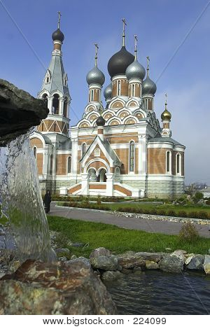 Picture or Photo of Russia. novosibirsk. church