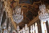 picture of versaille  - The Palace of Versailles is a royal ch - JPG