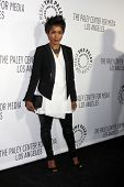 LOS ANGELES - OCT 16:  Angela Bassett at the 2013 Paley Center For Media Benefit Gala at 21st Centur