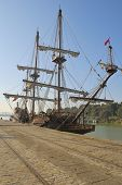 Andalusian Galleon
