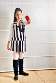 Purim (halloween): Soccer Referee