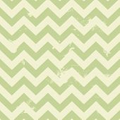 illustration of a seamless zigzag pattern with grunge elements, ep10 vector
