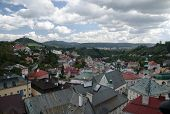 stock photo of calvary  - Banska Stiavnica in Slovakia  - JPG