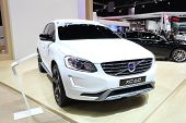 Nonthaburi - March 25: Volvo Xc60 Car On Display At The 35Th Bangkok International Motor Show On Mar