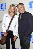 WEST HOLLYWOOD - MAR 15: Estella Warren, Max Ryan at An Evening with Women kick-off concert presente