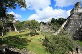 pic of mayan  - The main court  - JPG