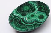 pic of jade  - Close up of jade stone circular patterns for background or texture - JPG