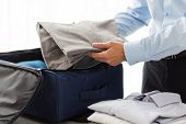 picture of carry-on luggage  - business - JPG