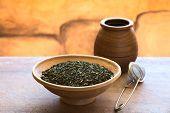 ������, ������: Green Tea Leaves