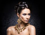 stock photo of vintage jewelry  - Young - JPG