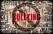 Bullying as a Social Problem with Children poster