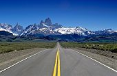 Fitz Roy straight ahead