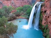 pic of grand canyon  - havasu falls - JPG