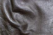 foto of smut  - Skin natural black colour close - JPG