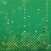 foto of oz  - abstract green vector detailed background with colorful elements - JPG